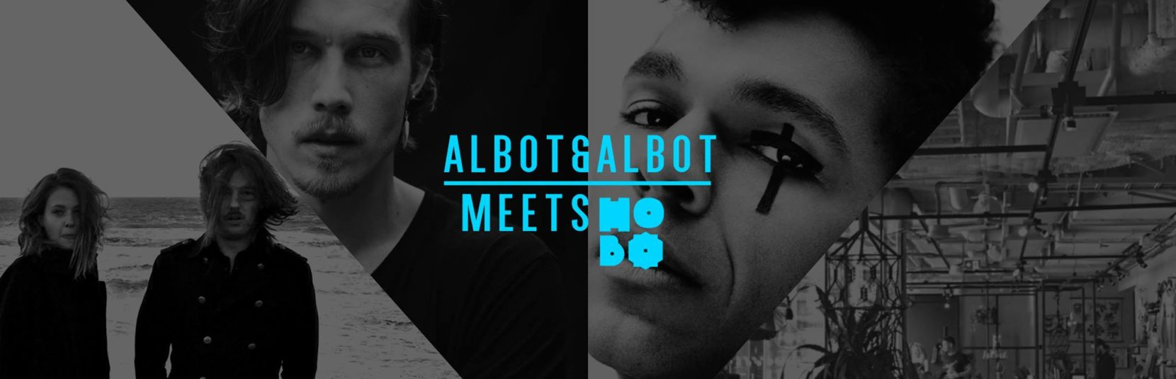 ALBOT + ALBOT label night + Veronica Maggio book release