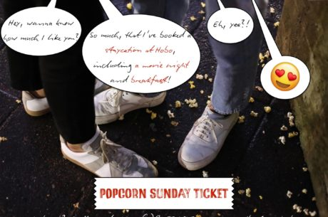 Popcorn Sunday gift card