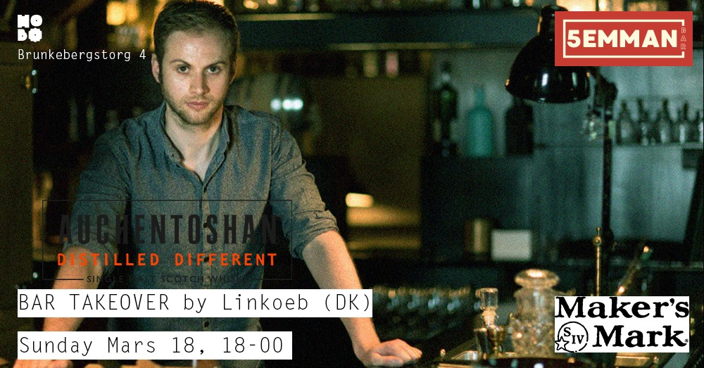 Bar Takeover by Linkoeb (DK) at 5emman