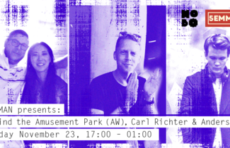 Behind the Amusement Park (AW) Carl Richter & Anders He @ 5emman