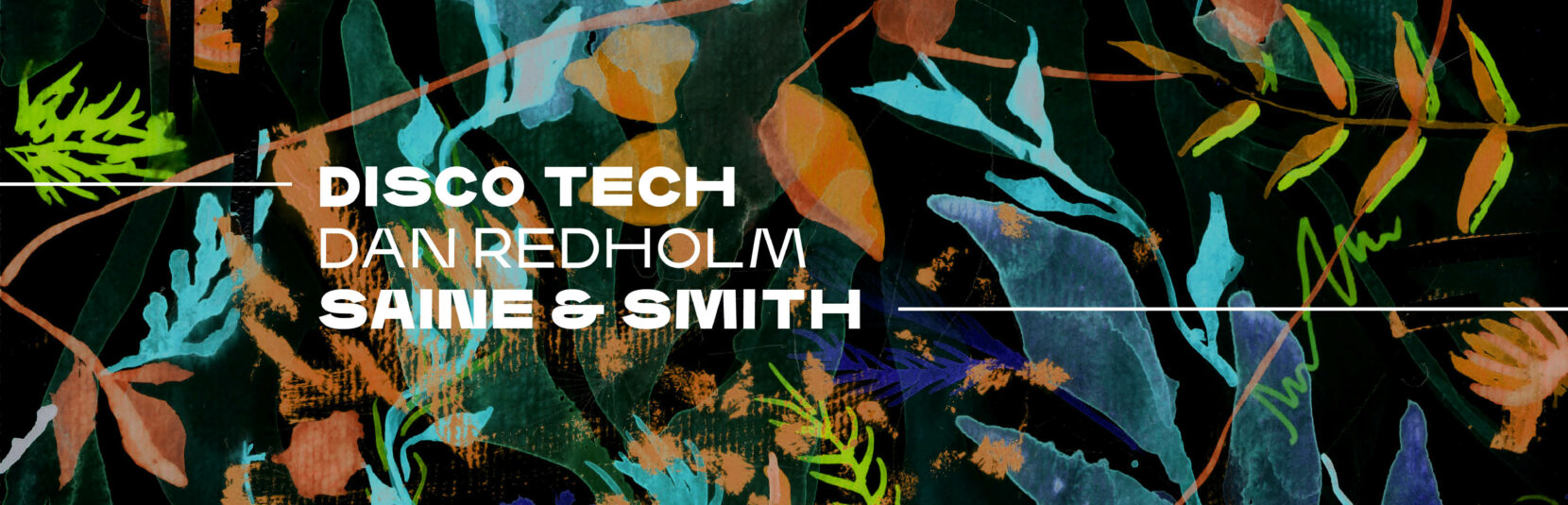 Disco Tech, Dan Redholm, Saine & Smith
